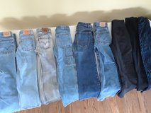 Jeans levis, black pant, sweats & jeans in Lockport, Illinois