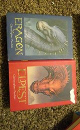 """Eragon"" and ""Eldest"" Hardcover in Hill AFB, UT"
