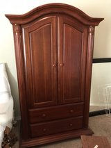Extra Wide Dresser and Armoire in Houston, Texas