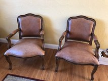 Leather Chairs in Travis AFB, California