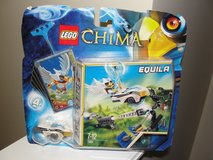 LEGO LEGENDS OF CHIMA STARTER KIT #4 #70101 in Camp Lejeune, North Carolina