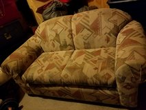 Couch and love seat in Ruidoso, New Mexico