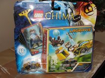 LEGO LEGENDS OF CHIMA STARTER KIT #11 #70108 in Camp Lejeune, North Carolina