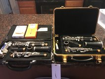 clarinet x2 in Belleville, Illinois