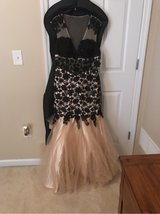 prom dress in Belleville, Illinois