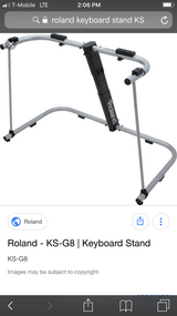 Roland keyboard stand KS-G8 in Spring, Texas
