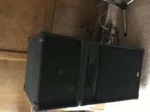 Leslie 2101mk2 and 21 bass speakers in The Woodlands, Texas