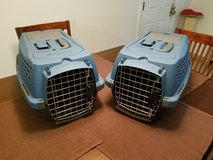 Two Pet Carriers in Tacoma, Washington