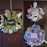 Easter Wreaths 2 in Chicago, Illinois
