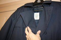 Air Force Trench Coat in Alamogordo, New Mexico