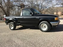 1997 Ford Ranger 4cyl 2wd manual swb $2400 in Ruidoso, New Mexico