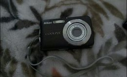 Nikon Coolpix S210 in Hill AFB, UT