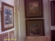 More wall pictures,some paintings. in San Ysidro, California