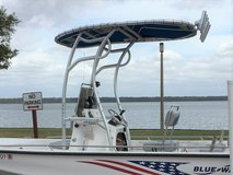T-Top for a Center Console Boat in Baytown, Texas