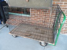 "DOG CAGE 4' x 32""H x 29""Deep in Cherry Point, North Carolina"