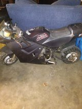 49cc Pocket Bike with Parts bike included in Fairfield, California