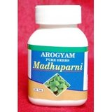AROGYAM PURE HERBS MADHUPARNI TABLET in Shape, Belgium
