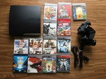 PS3 + controllers & games in Okinawa, Japan