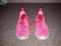 girls pink size 11 trainers in Lakenheath, UK