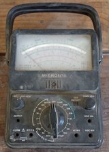 REDUCED Vintage Micronta Volt meter in 29 Palms, California