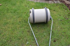 Caravan water hog, 40 litre, with rolling handle, good clean condition, top fill & side fill in Lakenheath, UK