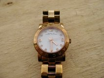 Marc By Marc Jacobs Mini Amy Quartz White Dial Rose Gold Tone Watch MBM3078 in Okinawa, Japan