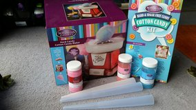 Nostalgia cotton candy maker with tons of extras in Fort Leonard Wood, Missouri