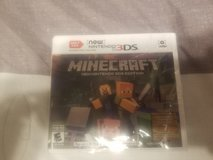 Minecraft new Nintendo 3ds edition in Fort Knox, Kentucky
