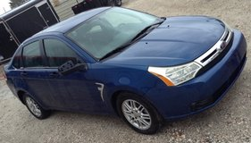 2008 Ford Focus SE in Spring, Texas