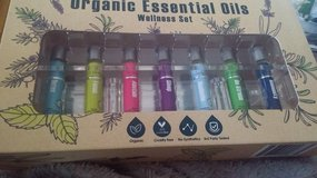 Organic Essential Oil Wellness Set Sealed Box in Fort Campbell, Kentucky