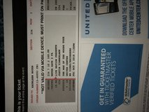 Justine Timberlake 2 tickets in Bolingbrook, Illinois