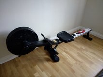 rowing machine in Lakenheath, UK
