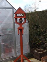 Garden Bird Table in Lakenheath, UK
