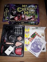 creepy magic game in Lakenheath, UK
