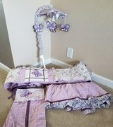 Baby Crib Set - Great Condition!! REDUCED! in Travis AFB, California