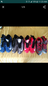 New Nike football shoes in New Lenox, Illinois