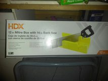 HDX Saw Brand new in bookoo, US