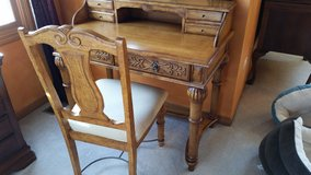 Writing Desk and Chair in Shorewood, Illinois