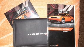 2014 dodge challanger owner's manual with unopened cd in Dothan, Alabama