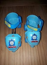 Thomas the tank engine adjustable skates in Lakenheath, UK