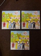 balamory canvas pictures £1 each in Lakenheath, UK