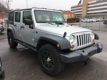 2010 Jeep Wrangler 4dr ((Hard Top)) in Bellaire, Texas