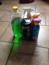 Cleaning supplies in Clarksville, Tennessee