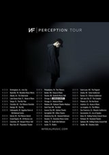 NF PERCEPTION TOUR in DeRidder, Louisiana