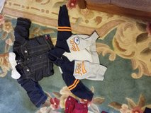 Two 12 month jackets for baby boy in Fort Polk, Louisiana