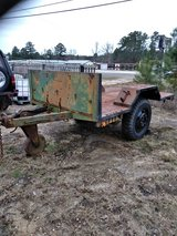 Tough Military Trailer in DeRidder, Louisiana
