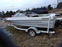 Bayiner Boat no title but very worth a grand in Leesville, Louisiana