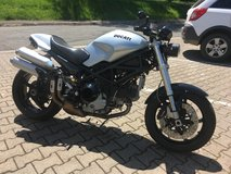 Ducati Monster S2R1000 in Baumholder, GE