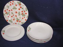 Fine bone china dinnerware, Eschenbach, Bavaria in Ramstein, Germany