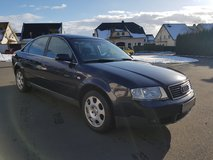 2002 Automatic Tiptronic AUDI A6 S6 2,4 *best condtion *NEW INSPECTION in Ramstein, Germany